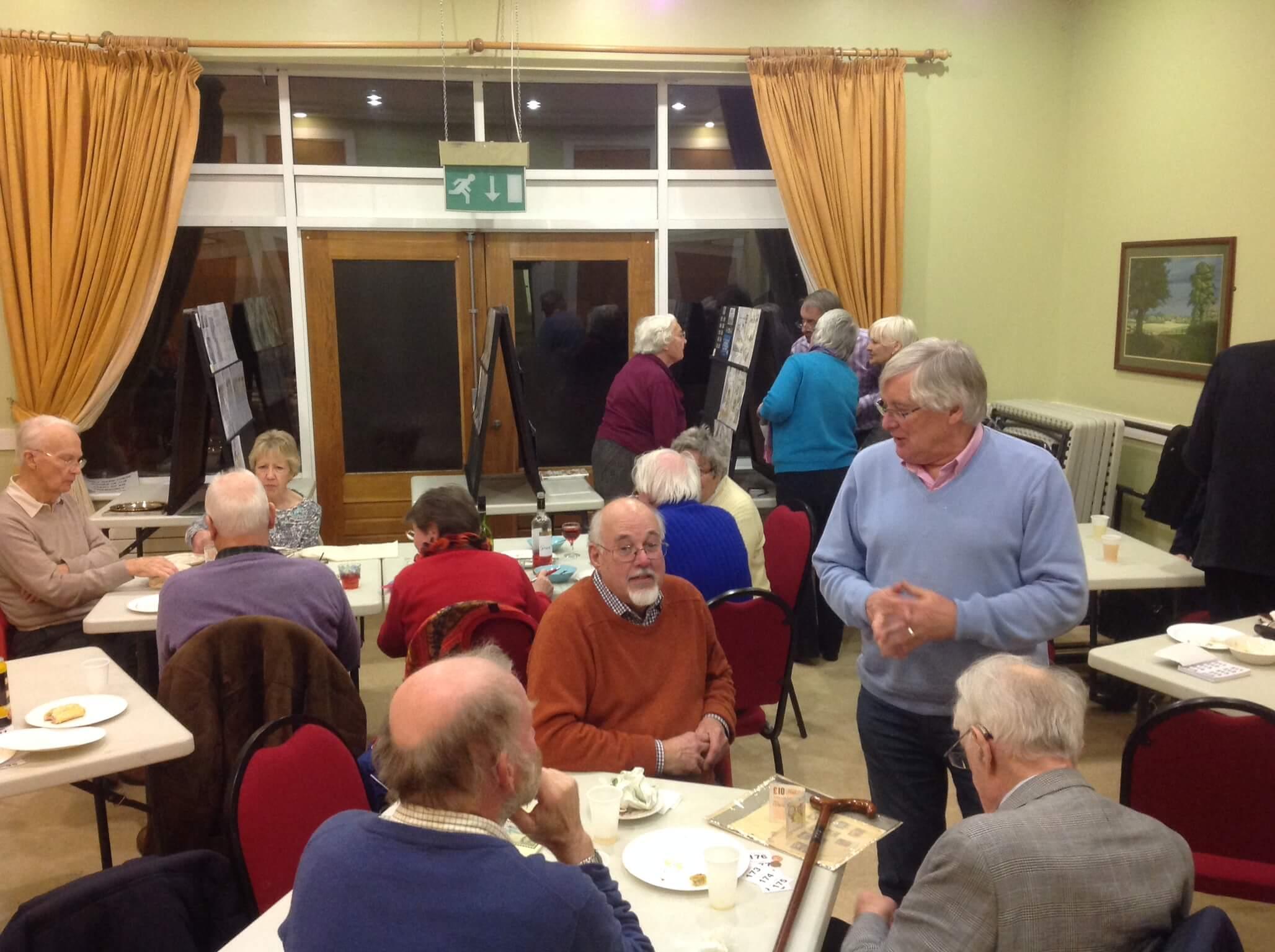 Northwich Philatelic Society - Christmas Party