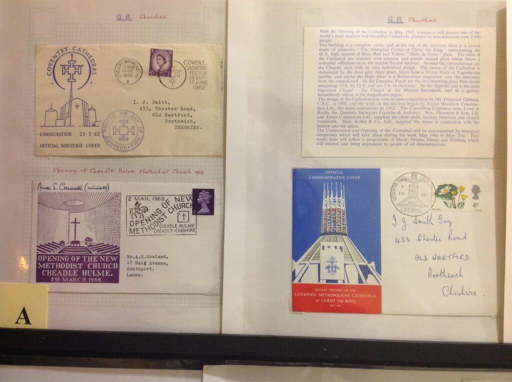 Northwich Philatelic Society Annual Competition