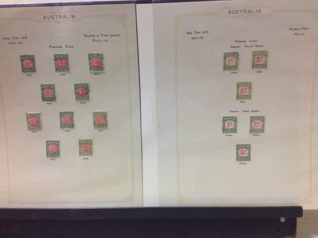 Australian Postage Due's
