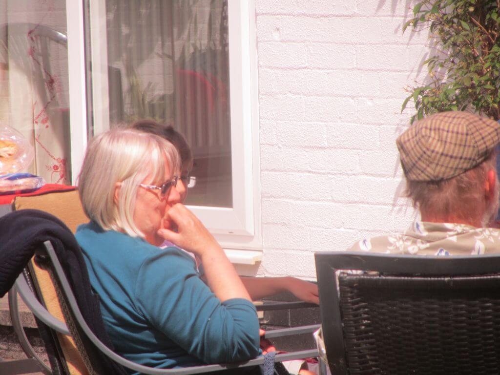 Northwich Philatelic Society Summer Barbecue 2015