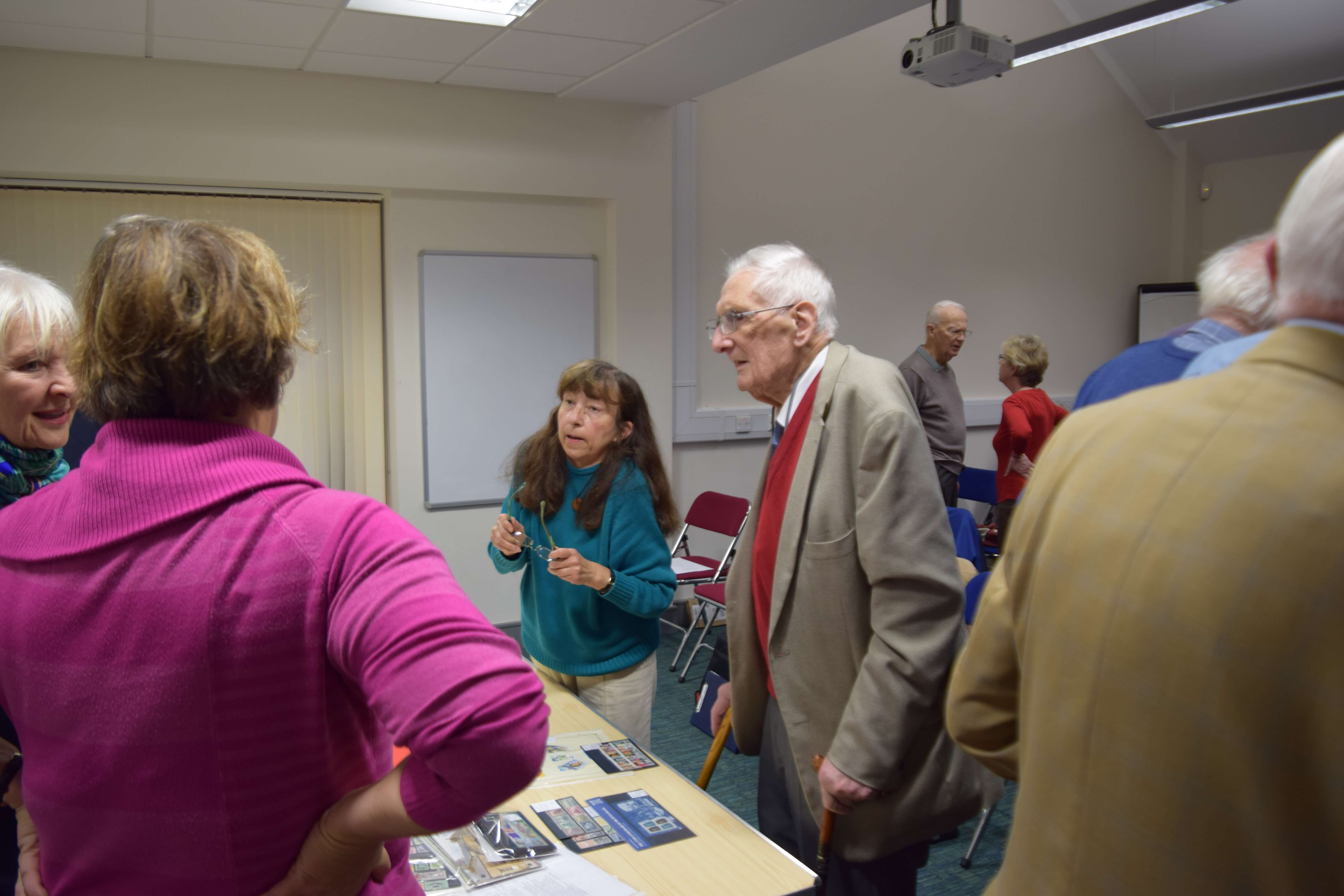 Northwich Philatelic Society AGM and Auction