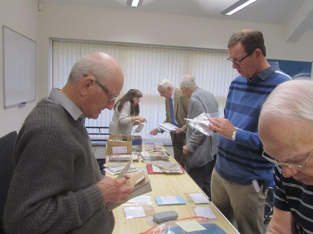 Northwich Philatelic Society bring, buy and exchange