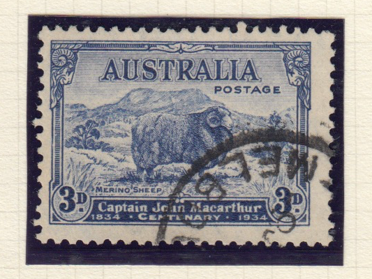 3d Australian Macarthur