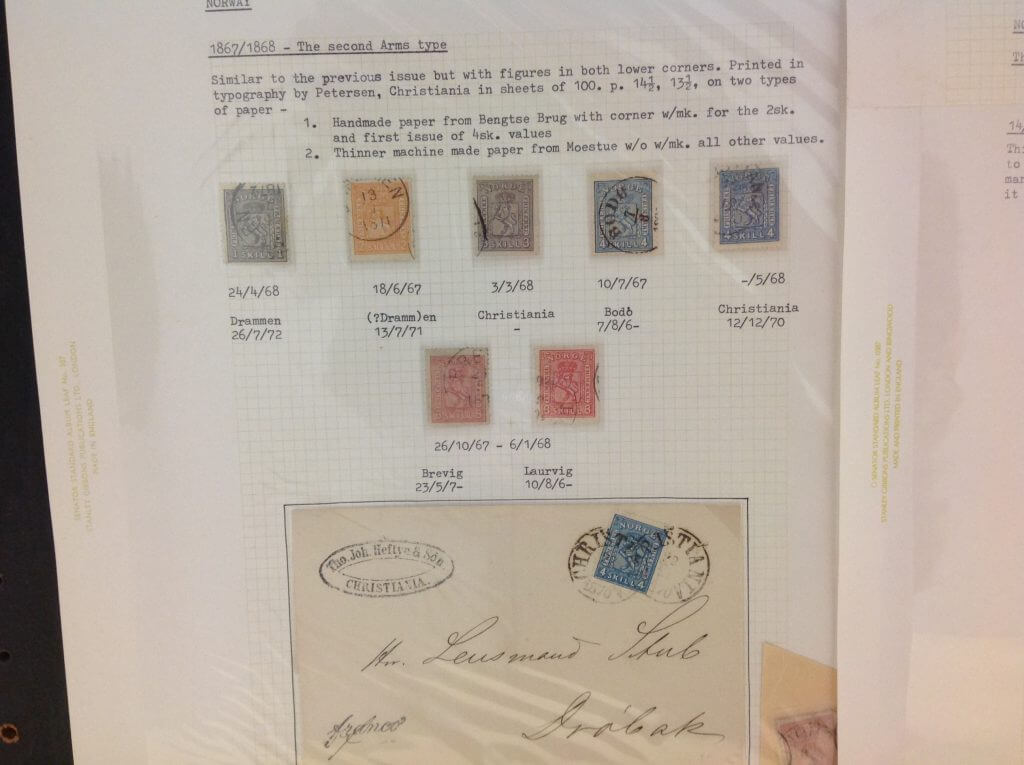 Northwich Philatelic Society Members Night Letters S & T