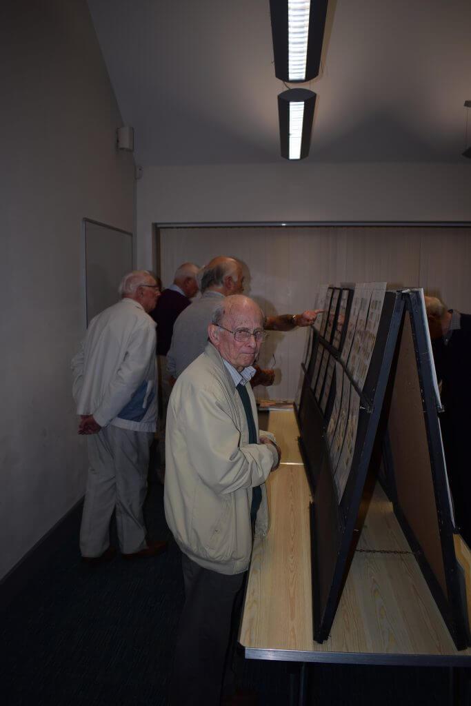 Northwich Philatelic Society Members Night Letters U & V