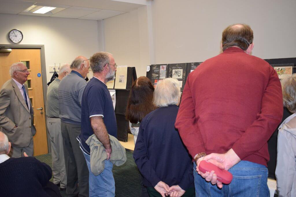 Members Evening - Northwich Philatelic Society