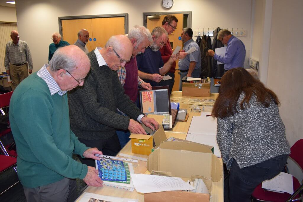 Annual General Meeting & Auction - Northwich Philatelic Society