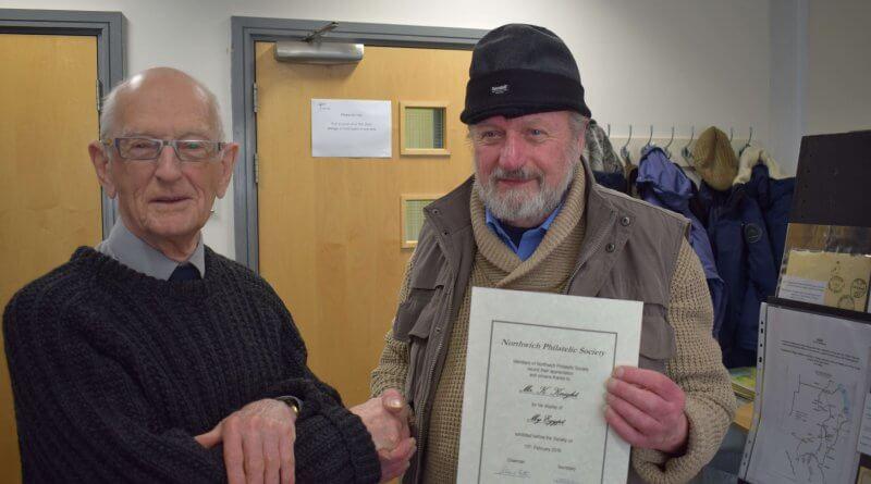 Ken Knight - My Egypt   Northwich Philatelic Society