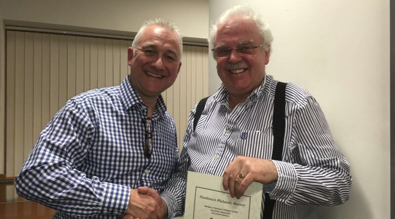 Mike Roberts Falkland Islands - Northwich Philatelic Society