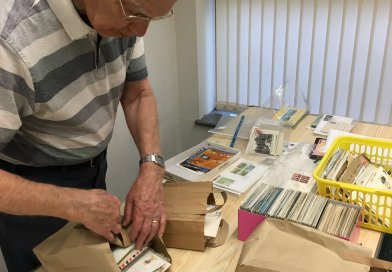 Northwich Philatelic Society Members evening 2018 – Bring, Buy & Exchange