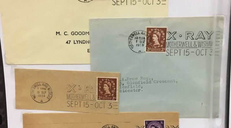 Postal Consumption - Northwich Philatelic Society