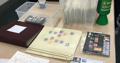Northwich Philatelic Society Members Bring & Buy