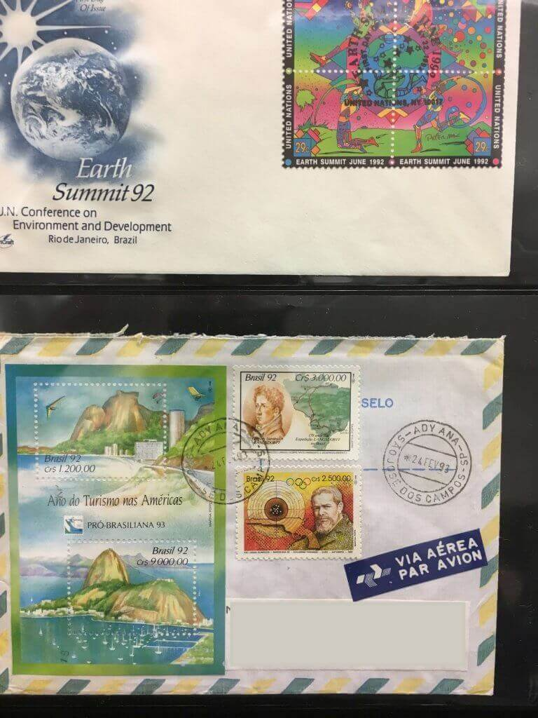Members Evening letters A&B - Northwich Philatelic Society