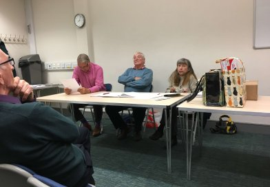 Northwich Philatelic Society AGM 2019