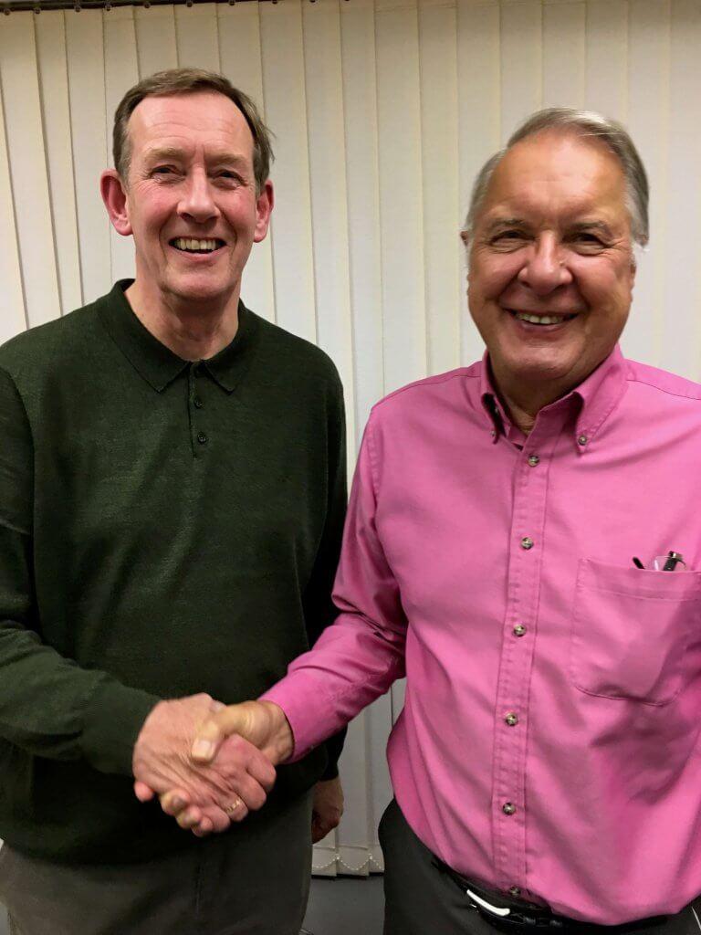 Northwich Philatelic Society AGM 2019