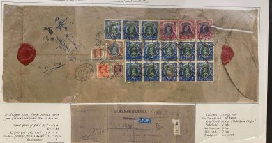 Max Smith - Airmail to and from India